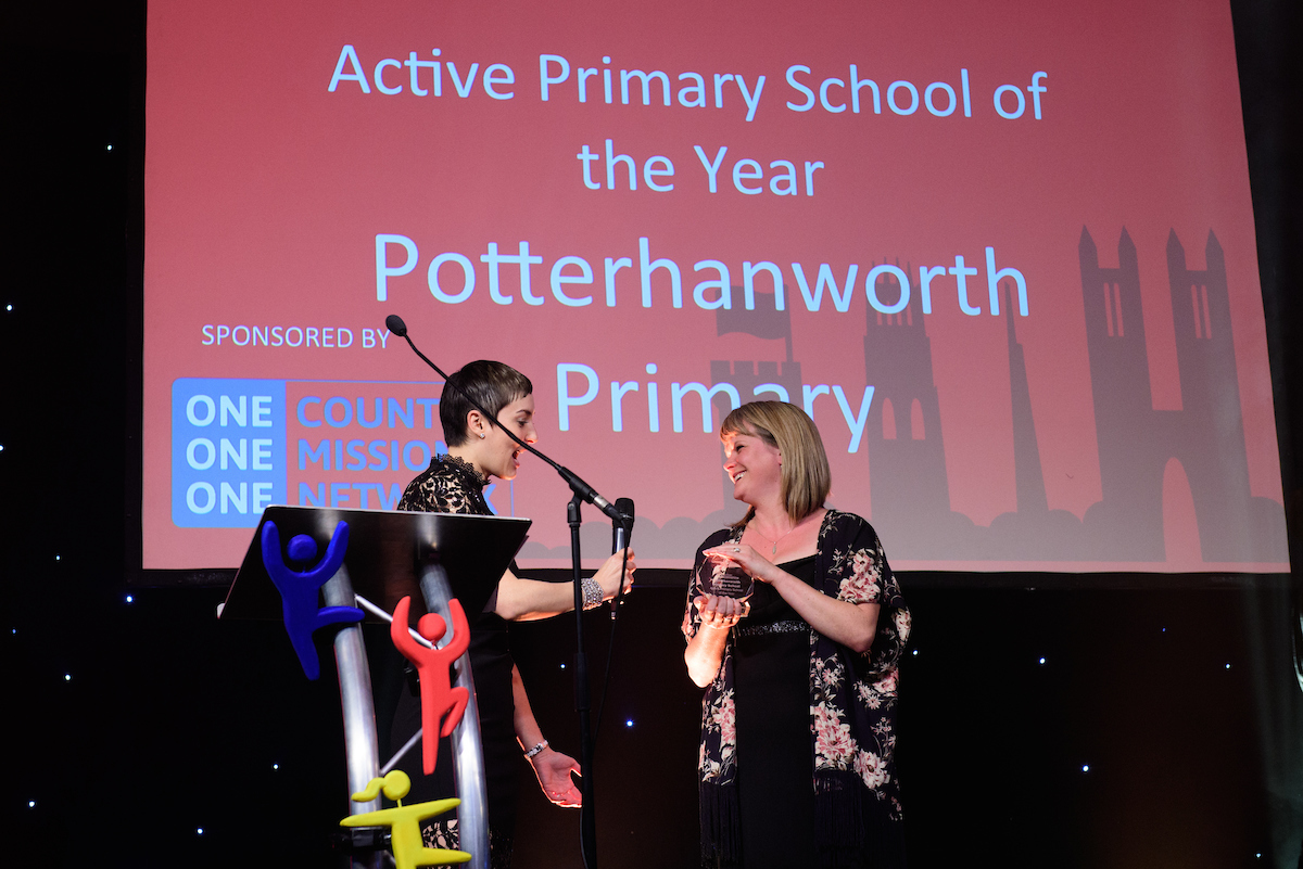 Active Primary Winners!