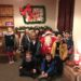 Visiting Santa at Rand Farm